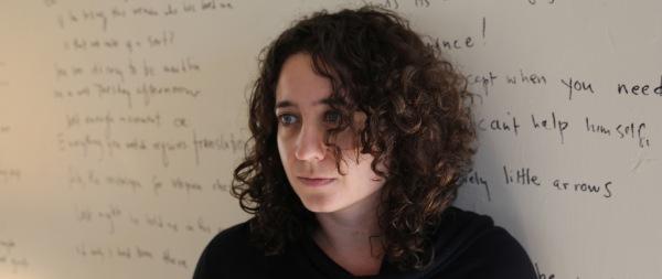 Claudia La Rocco Headshot Jose Carlos Teixeira